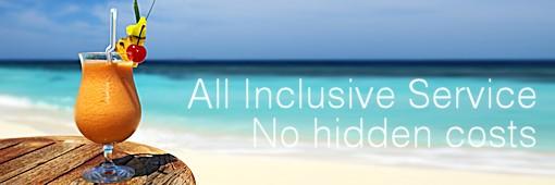 All Inclusive Service